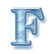 フローズンウォーター(凍った水・氷)・ライトブルーA
