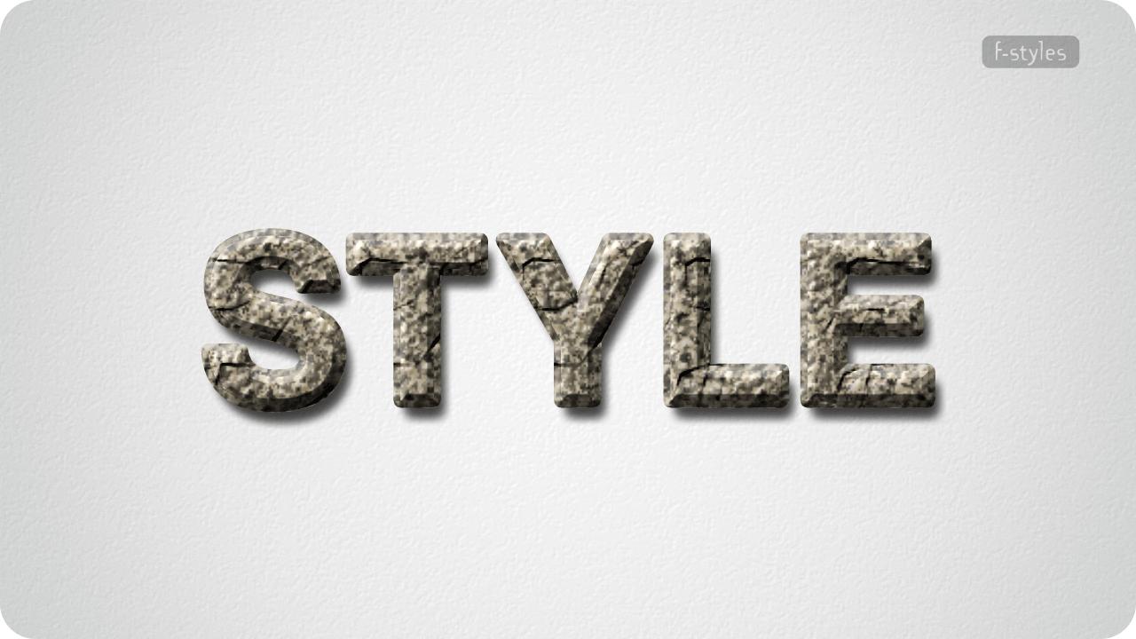 【スタイル】岩石&鉱物・花崗岩(かこうがん)【フリー】