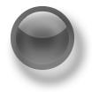 ラウンドボタンH25・ブラック