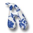 伊万里(いまり)・白/藍