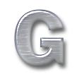 メタルネーム(ノーマル&ヘアライン)・シルバー / ヘアライン