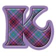タータンチェック・type K
