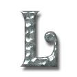 手打ち槌目仕上げ(銅・ブリキ・金属加工)・鉛(アンティーク)