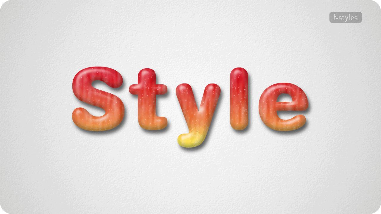 【スタイル】フード・リンゴ【フリー】