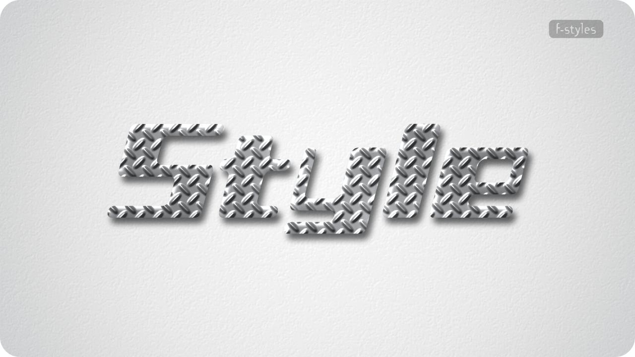 【スタイル】金属・縞鋼板【フリー】