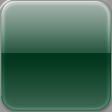 スクエアボタンGCR・グリーン
