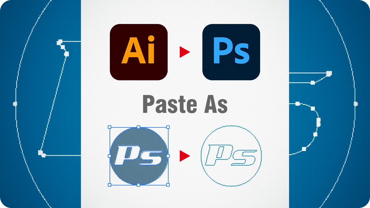 【画像の配置】Illustratorのアートワークをコピー&ペーストする方法【ペースト形式】