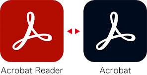 Acrobat Reader → Acrobat